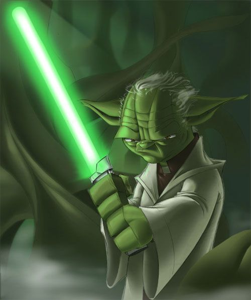 A Chronological List of Things Yoda Tried (and Completely Failed) To