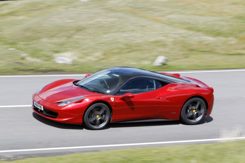 List of ferrari cars