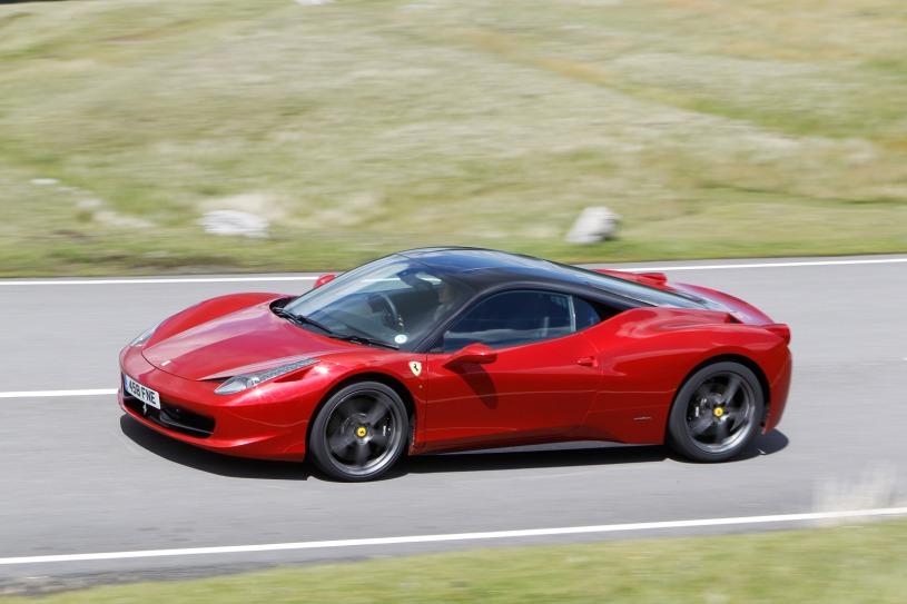 Ferrari Models List 7