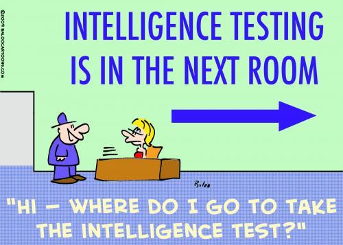 group iq tests