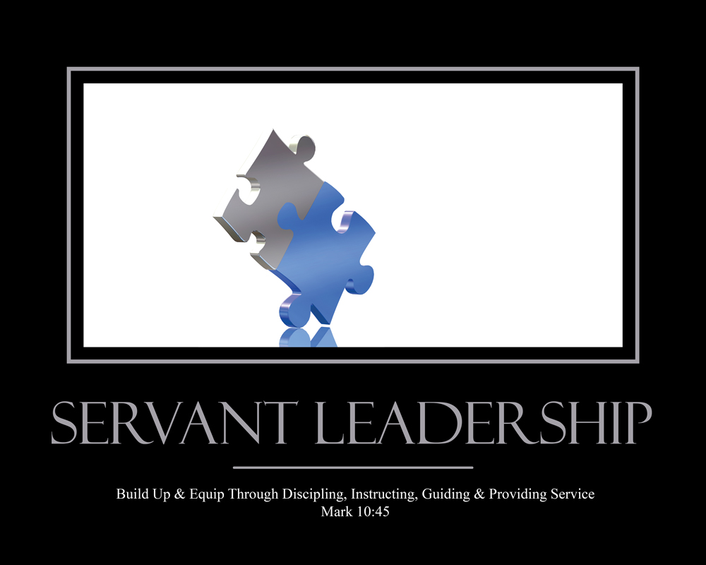 Servant First, Leader Second By Brent Gleeson