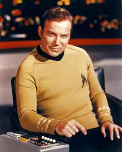 captain kirk william shatner 1968 1969