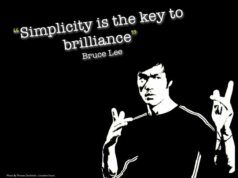 Leadership is… (simplicity?) [Leadership Quotes] DeMarco ...
