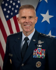 Lt Gen Kwast Official photo