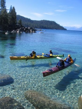 Crystal clear organizational clarity 4 key components for Shore fishing lake tahoe