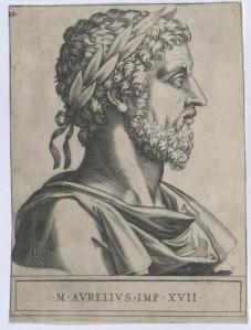 Marcus Aurelius, römischer Kaiser